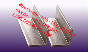 38X38X3.8 ASTM A36 Hot Rolled Angle Steel Bar pictures & photos