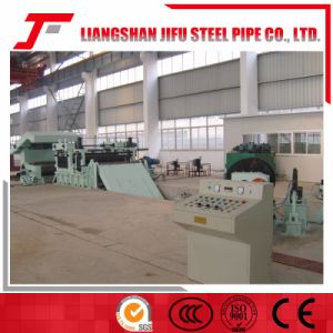 Second Hand CNC Coil Slitting Line pictures & photos