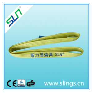 2017 En1492 3t Polyester Webbing Sling with Ce Certificate pictures & photos