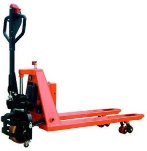 Semi Electric Pallet Truck with 1500kg pictures & photos