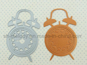 Clock Cutting Dies / Metal Cutting Dies for Card Making pictures & photos