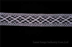 Cotton Crochet Lace for Home Textile pictures & photos