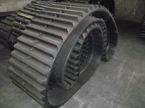 Best Quality Dumper Tracks Rubber Tracks (700X100X98) pictures & photos