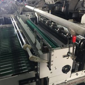 Computer Cutting Machine for A1-A4 Size Paper Slitting Machine (DC1200) pictures & photos