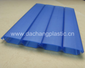 Plastic Coextrusion Rolling Shutter Slats pictures & photos