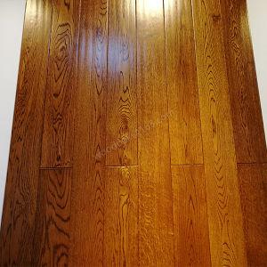 Oak Teak Color Flooring / Wood Flooring for White Oak pictures & photos