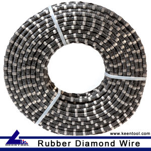 Diamond Rope for Stone Quarry Cutting pictures & photos