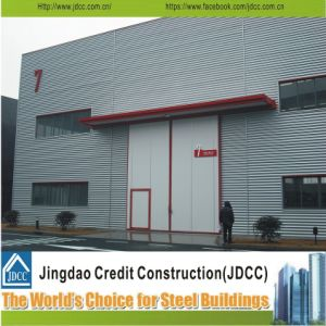Economic Prefab Quality Steel Warehouse pictures & photos