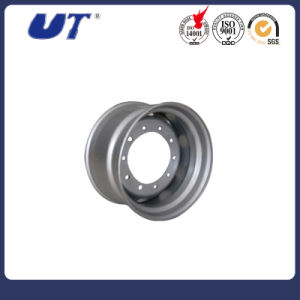 Truck Trailer Parts Tubeless Wheel Rim 8.5X24 pictures & photos