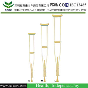 Aluminum Underarm Crutch, Auxiliary Crutch pictures & photos