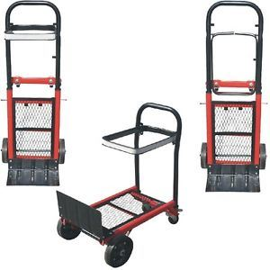 Folding Platform Hand Trolley pictures & photos