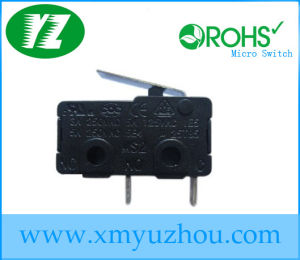Tiny Sensitive Pushbutton Limit Micro Switch 250V pictures & photos