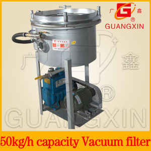 High Quality Vacuum Oil Filter (YLJZ50*1) pictures & photos