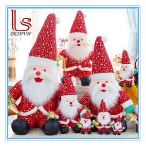 Christmas and Children′s Birthday Gift Santa Claus Toy Doll pictures & photos