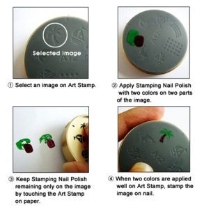 Nail Art Printing, Nail Printing Stencil pictures & photos