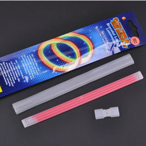 Glow Stick, Light-Emitting Flat Hand Ring, The Wrist Band pictures & photos