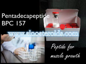 Body Supplements Polypeptide Bpc 157 on Sale for Healing Life pictures & photos