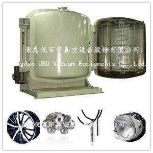 Vacuum Evaporation Coating Machine for Plastics Film
