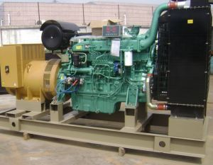450kw Yuchai Engine Diesel Power Generator Set