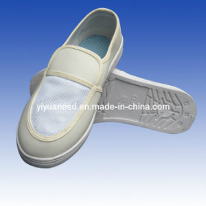 Anti-Static PVC Shoes (YY-B4011)
