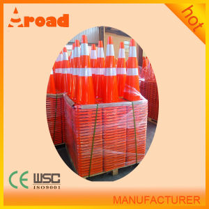 Rubber Traffic Cone 28′′ Traffic Cone PVC Cone Plastic Cone pictures & photos