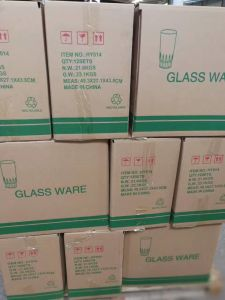 New Glass Cup Glassware High Quality Cup Kb-J00181 pictures & photos