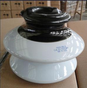 ANSI 56-2 24kv Porcelain Pin Type Insulator