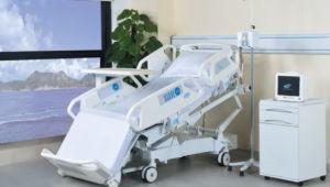 (CA-01110) Eight Functions Heavy Duty Bariatric Hospital Semi- Beds