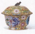 Cloisonne Vase pictures & photos