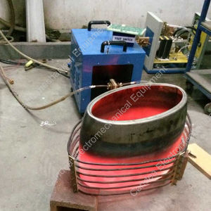 10-30kHz Ultrasonic Frequency IGBT Induction Heating Forging Machine pictures & photos
