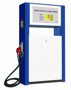 Single Nozzle Wayne Type Fuel Dispenser for Gasolline pictures & photos