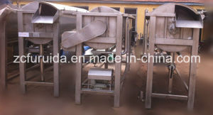 Spiral Chicken Feet Scalding Machine of Poultry Slaughter-Line pictures & photos