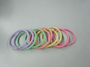 Color Elastics Multi Color Hotselling Hair Band pictures & photos