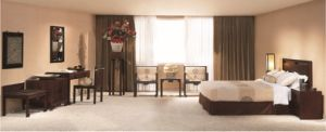 Hotel King Size Single Room Suites and Middle East Style Bedroom Furniture (GLB-009) pictures & photos