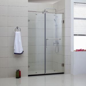 Frameless Hinge Shower Door (WLP-002)