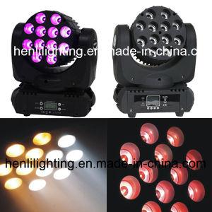 Guangzhou Factory 12PCS LED DJ Light (HL-006) pictures & photos