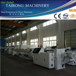 Plastic Extruder PPR/PP/PE/PVC Extrusion Production Line pictures & photos