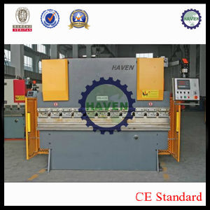 WC67Y Hydraulic bending machine/hydraulic press brake/hydraulic bender pictures & photos