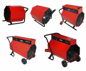 Portable Industrial Space Heater/Industrial Electrical Fan Heater pictures & photos