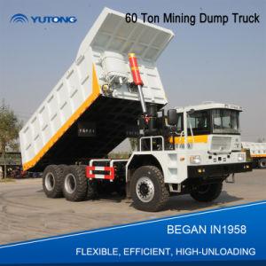 China New 60 Ton Mining Tipper Truck