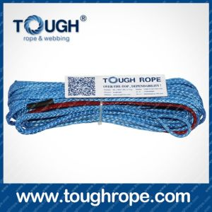 Tr-17 Winch Dyneema Synthetic 4X4 Winch Rope with Hook Thimble Sleeve Packed as Full Set pictures & photos