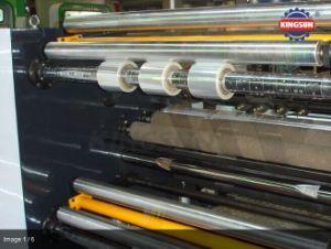 High Speed Plastic Film Slitter Rewinder Machine pictures & photos