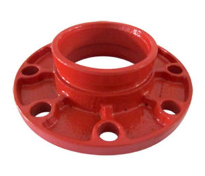 OEM Service Ductile Iron Grooved Pipe Fittings pictures & photos