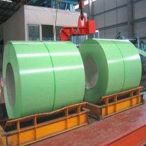 PPGI Coil & Color-Coated Galvanized Coil (Ral9003) pictures & photos