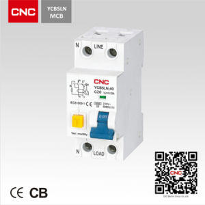 Hot Product MCB for 3 Phase Circuit Breakerr (YCB5LN) pictures & photos