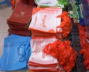 BSCI Factory Audit OEM TNT PP Shopping Non Woven Bag pictures & photos