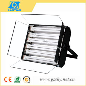 216W Dimmable Panel Fluorescent Meeting Light for Stage TV Studio pictures & photos