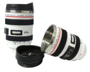 C 24-105mm Fifth Generation White Lens Cup