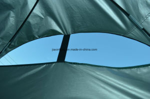 Green Pop up Steel Wire Changing Tent pictures & photos