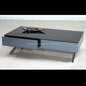 New Item /Stainless Steel Coffee Table (L56)